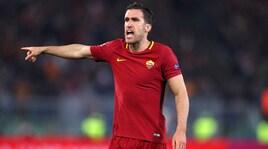 Roma, Strootman chiaro: vuole rimanere