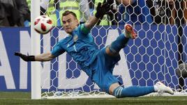 Mondiali, Navalny 'Akinfeev Eroe Russia'
