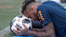 Mondiali 2018, Brasile-Messico: la firma di Neymar è data a «2»