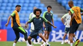 Brasile-Messico in diretta dalle 16: formazioni ufficiali e dove vederla in tv
