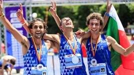 Azzurri in trionfo ai Campionati Europei di Corsa in montagna