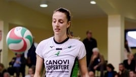 Volley A2 femminile - Lucia Crisanti confermata a Sassuolo