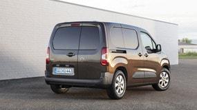 Opel Combo Van: maxi volume spazio compatto