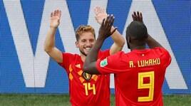 Belgio-Giappone in diretta dalle 20: formazioni ufficiali e dove vederla in tv