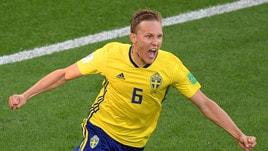 Mondiali 2018, l'impresa della Svezia è a 2,18