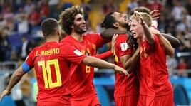 Belgio-Giappone 3-2: rimonta incredibile al 94', ora c'è il Brasile
