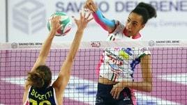 Volley A1 femminile - Sara Bonifacio completa il roster di Busto Arsizio
