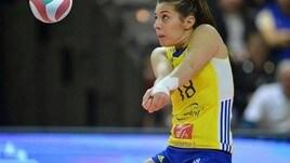 Volley A1 femminile - Jole Ruzzini torna in Italia per giocare a Cuneo