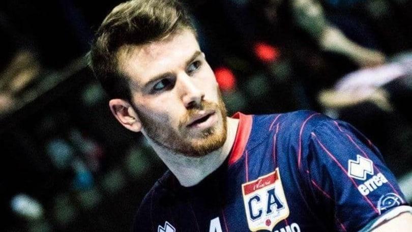Volley Superlega - Marco Pierotti dopo l'oro di Tarragona va a Modena