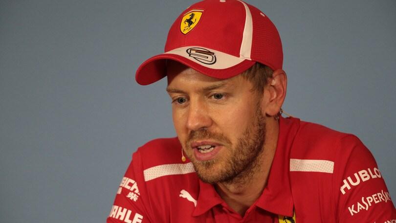 F1, Vettel campione scende a 2,40