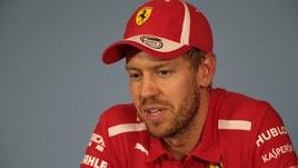 F1 Gran Bretagna, Vettel: «Questa macchina ha un grande potenziale»