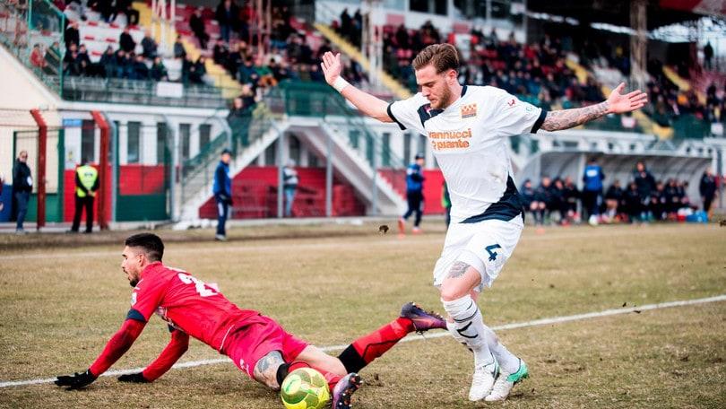 Calciomercato Pistoiese, Terigi firma fino al 2020