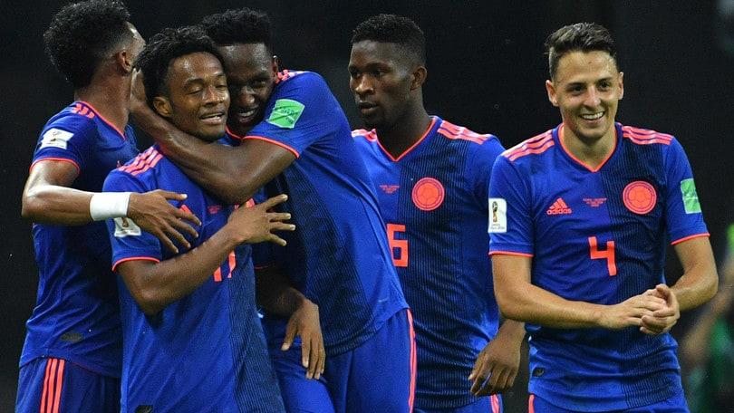 Russia 2018 - Inghilterra-Colombia, ecco le formazioni ufficiali del match