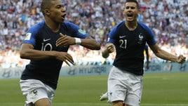 Mondiali 2018, si scommette su Mbappé miglior giocatore