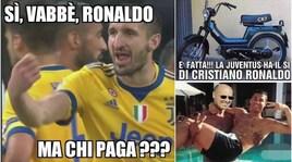 Juventus su Cristiano Ronaldo: social scatenati