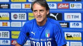 Mancini, solo Brasile superiore a Italia