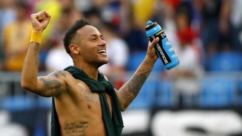 Mondiali, Suarez difende Neymar