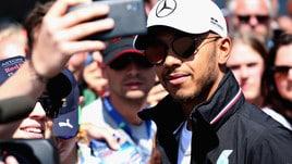 F1 Mercedes, Hamilton: «La Formula 1 mi ha dato una vita»