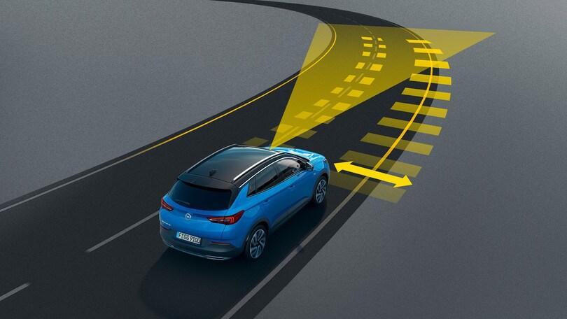 La sicurezza in vacanza con Opel