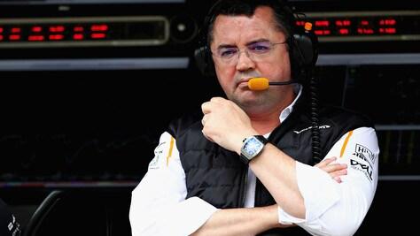 F1: Boullier nuovo AD del Gran Premio di Francia