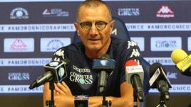 Calciomercato Empoli, Andreazzoli: «Proviamo ad aprire un ciclo»
