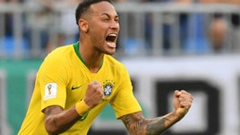 Mondiali 2018, Brasile sempre favorito a 3,75
