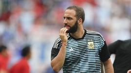 Argentina, papà Higuain contro Sampaoli:«Ha lasciato 600 gol in panchina»