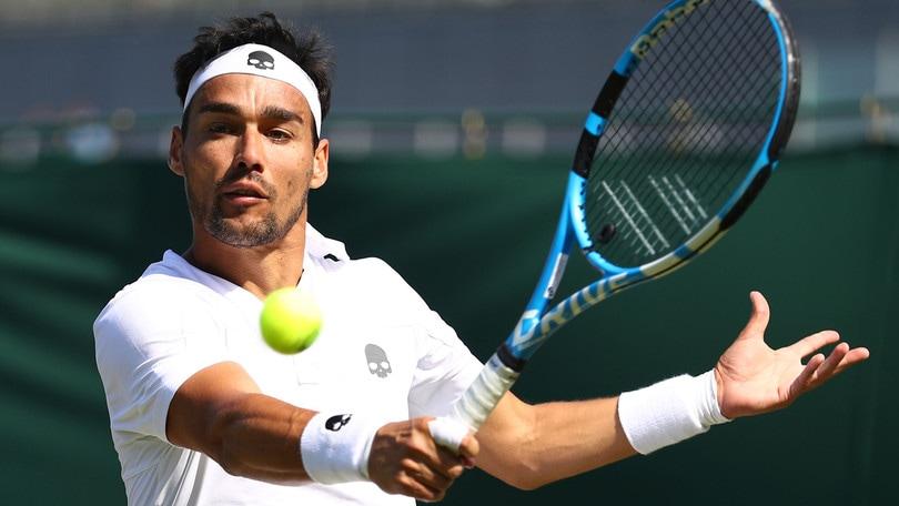 Wimbledon, nel derby italiano i bookmaker puntano su Fognini