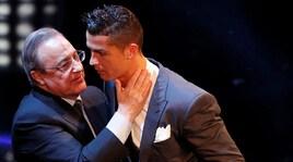 In Spagna: «Ronaldo-Juventus: Florentino Perez pone solo una condizione»