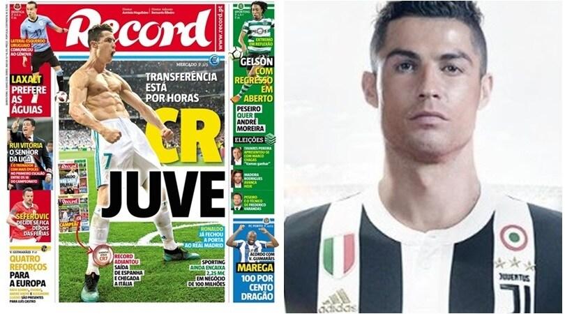 Juventus, il 7/7 potrebbe essere il Ronaldo-day