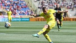 Calciomercato Chievo, preso Giaccherini a titolo definitivo