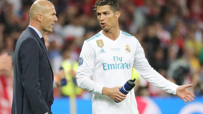 Real Madrid rassegnato all'addio di Ronaldo