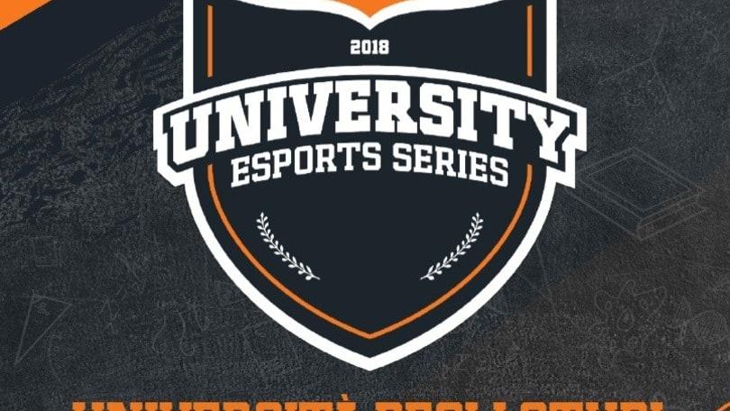 Le finali dell'University Esport Series a Milano
