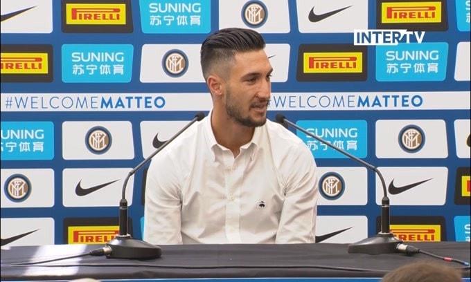 """Politano: """"Una grande emozione essere all'Inter"""""""