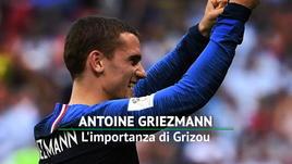 Russia 2018, l'importanza di Griezmann