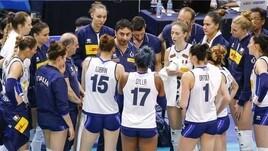 Volley Nazionale femminile - Si è dimesso lo staff medico sanitario