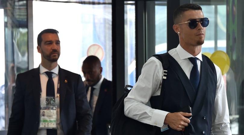 Juventus, mistero Ronaldo: arriva a Torino già oggi?