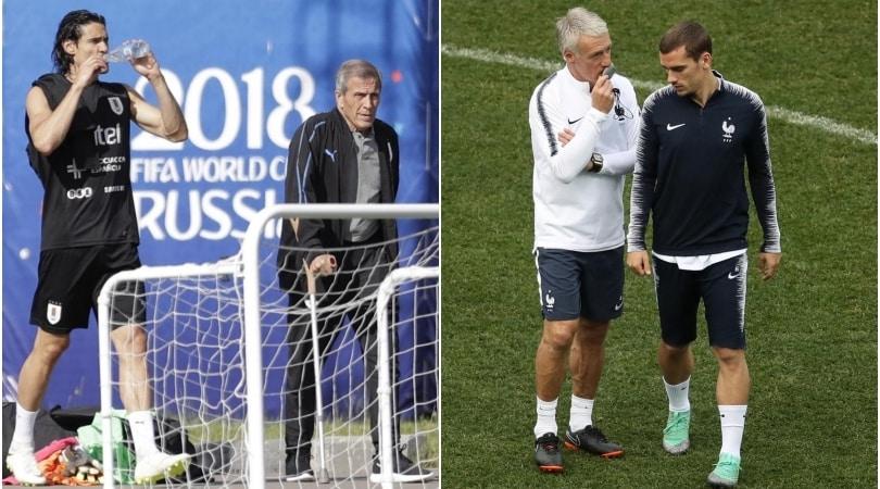 Mondiali 2018, Uruguay-Francia: formazioni ufficiali, diretta dalle ore 16 e dove vederla in tv
