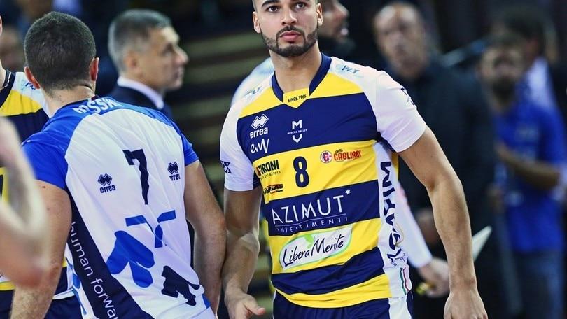 Volley SuperLega - Swan Ngapeth è un nuovo giocatore di Latina