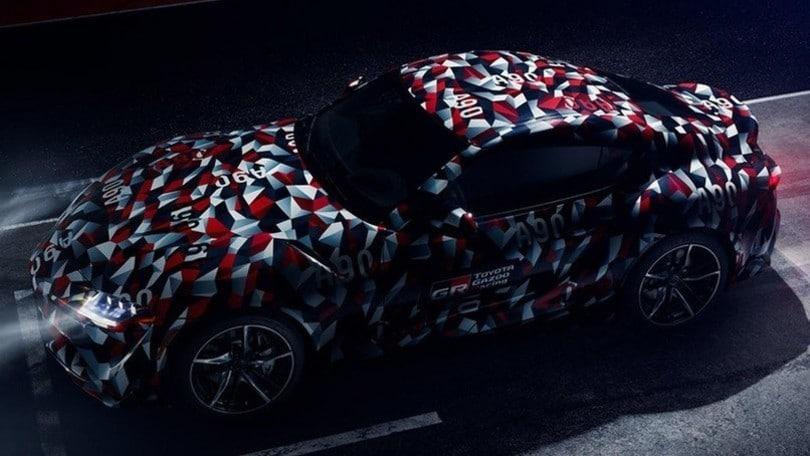 Toyota Supra, a Goodwood finalmente il debutto