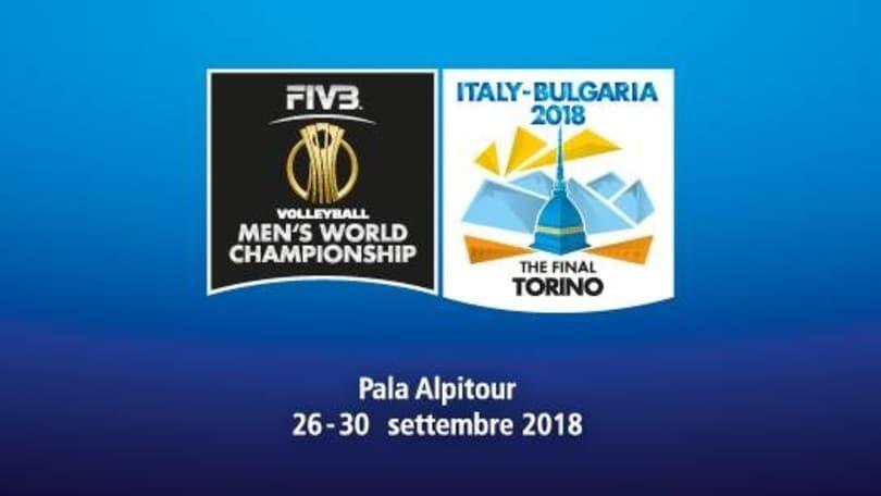 Volley Mondiali maschili: A Torino la presentazione della fase finale