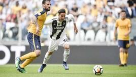 Calciomercato Verona, Caracciolo ha rinnovato fino al 2020
