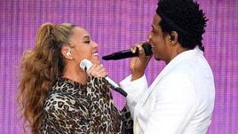Musica e beneficenza al tour di Beyoncé e Jay-Z