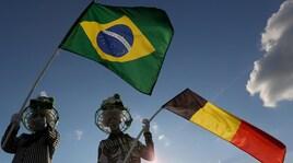 Brasile-Belgio in diretta dalle 20: formazioni ufficiali e dove vederla in tv