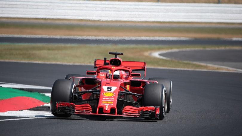 F1, diretta qualifiche Gp Gran Bretagna ore 15
