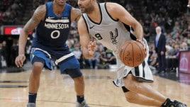 NBA, rivoluzione Spurs: Parker va agli Hornets