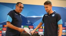 Sarri-Chelsea, Jorginho può essere la chiave