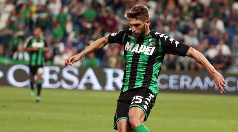 Serie A Sassuolo, tris Boateng. E Berardi firma un gol