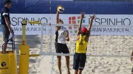Beach Volley: Rossi e Caminati 17mi nel World Tour di Espinho