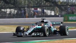 F1 Gran Bretagna, Libere 3: Hamilton torna primo, 4° Vettel